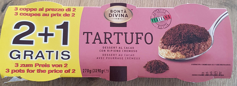 Tartufo 2x90g +1 Gratuit - Product