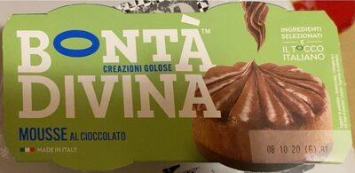 Mousse al cioccolato - Produkt - sr
