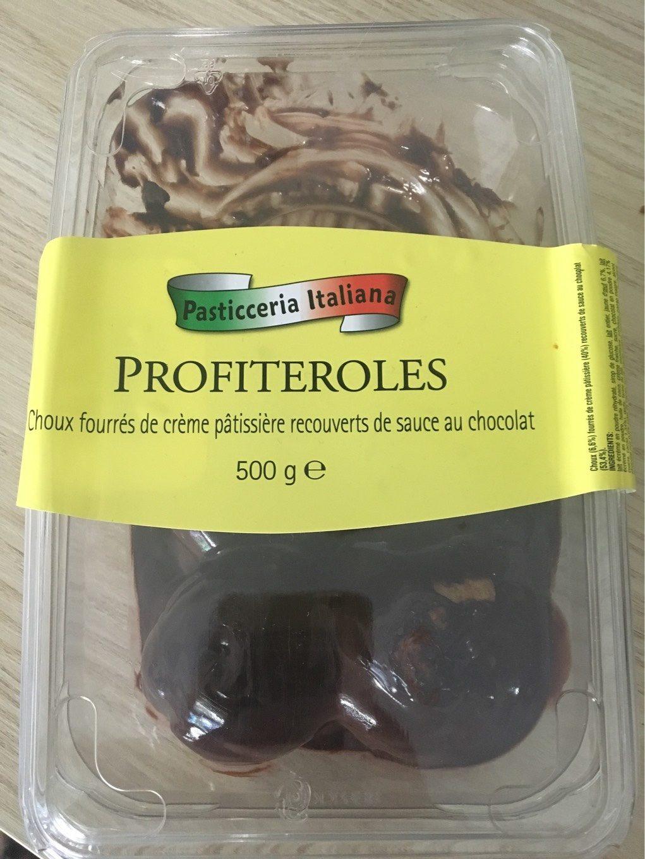 Profiteroles - Produkt - fr