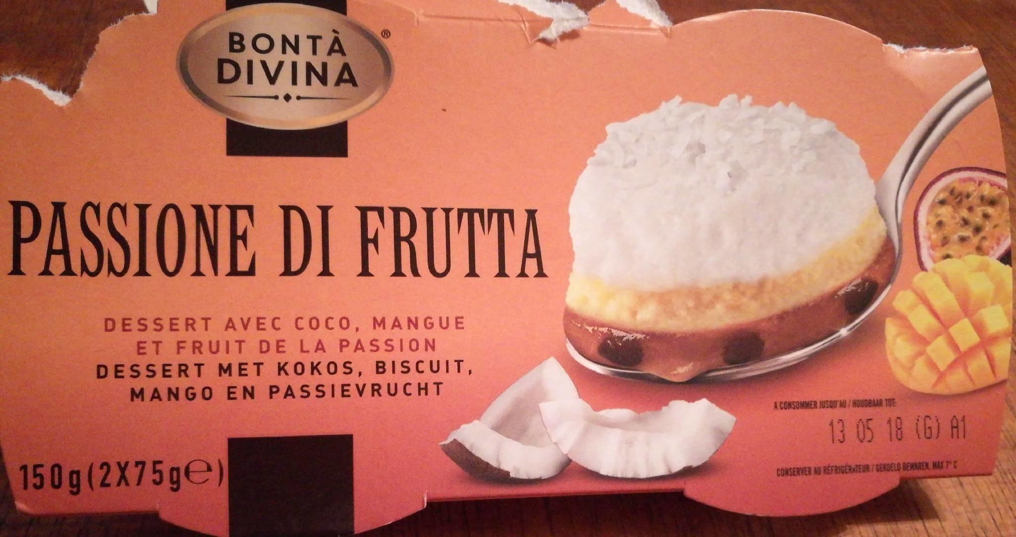 Passione di frutta - Produkt - fr