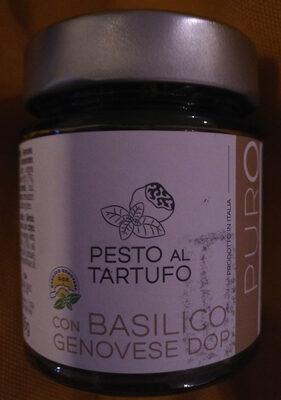 Pesto al tartufo - Product - en