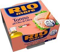 Tuna in Olive Oil - Produkt - it
