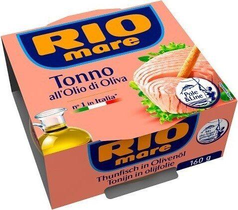 Tuna in Olive Oil - Prodotto - it