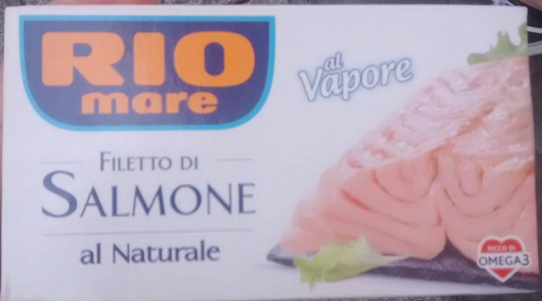 Filetto Di Salmone - Product - fr