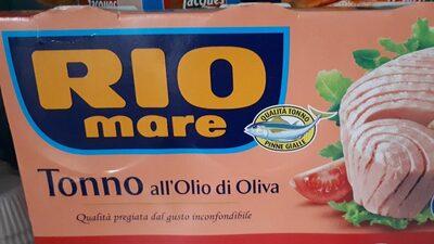 Thon à l'huile d'olive - Produit - fr