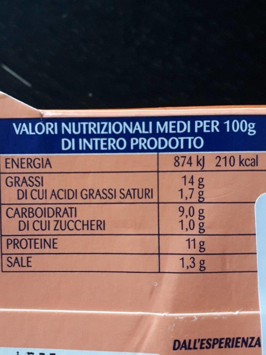 Riomare Congusto Fagioli Tonno GR. 160X2 - Nutrition facts - it