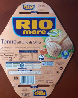 Rio Mare - Συστατικά