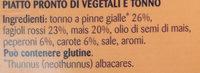 Insalatissime Messicana e Tonno - Ingredienti - it