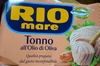 RIO MARE Tonno all'olio di oliva - Product