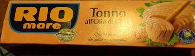 Tonno all'Olio di Oliva - Prodotto