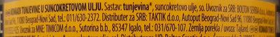 Komadi tunjevine u suncokretovom ulju - Ingredients - sr