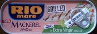 Mackerel fillets - extra virgin olive - Product - sr