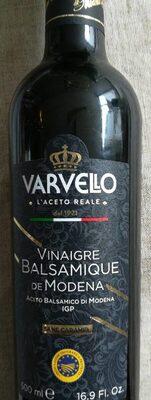 Vinaigre balsamique de Modena igp - Product