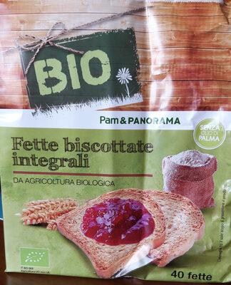 Fette biscottate integrali bio - Product