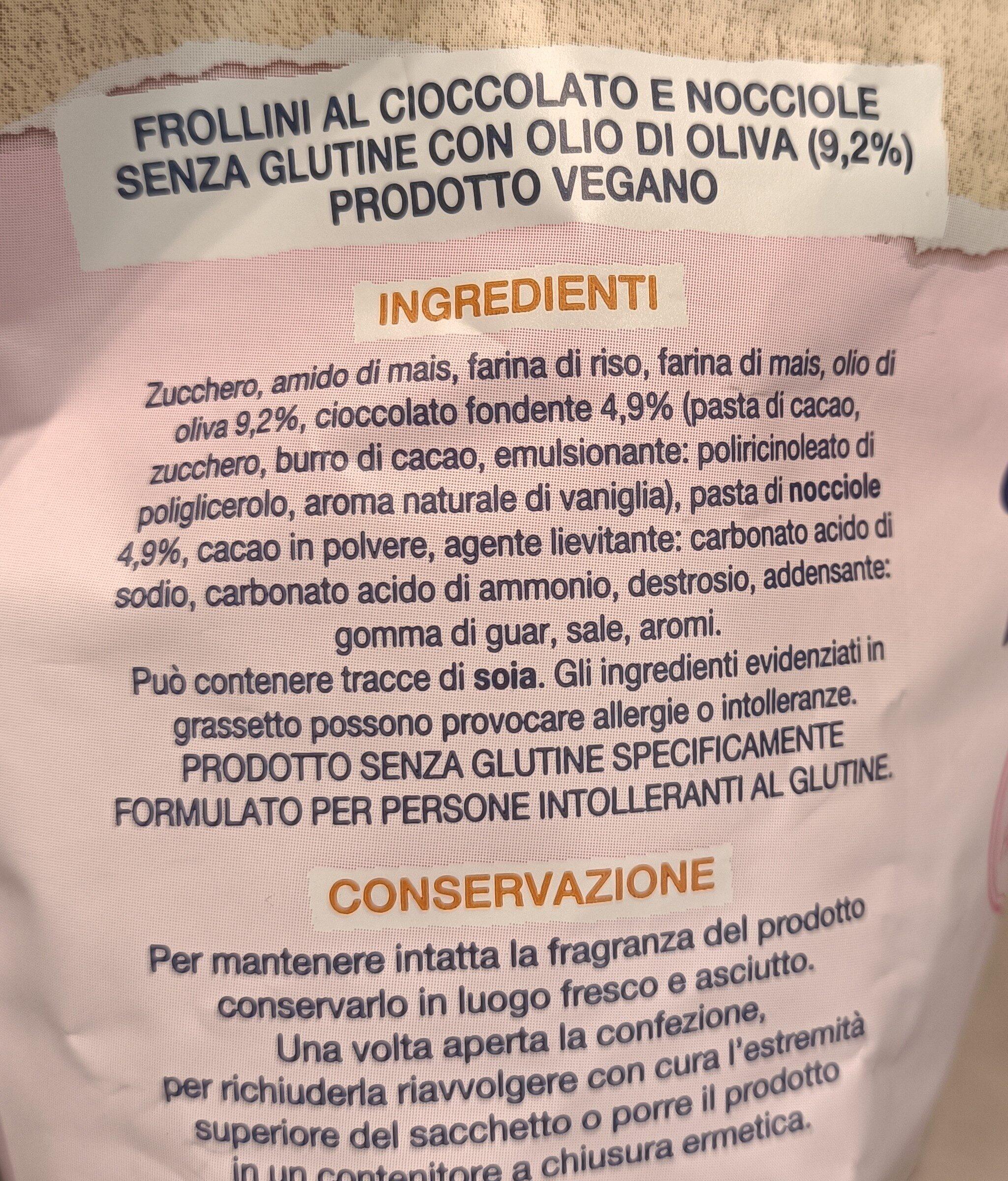 Semplici e buoni - Ingredienti - it