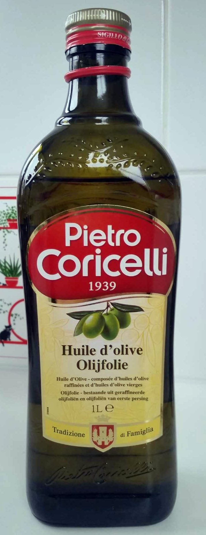 Huile d'Olive Vierge Extra - Product