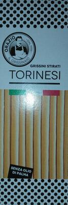 Grissini Stirati Torinesi - Product - de