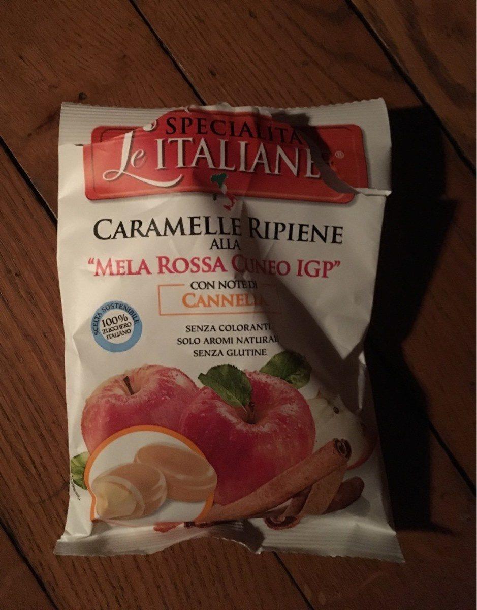 Caramelle ripiene alla mela rossa Cuneo - Produit - it
