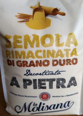 semola di grano duro - Product - it
