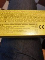 Disney Winnie The Pooh Milk Chocolatr Eggs - Ingredients - fr