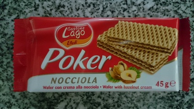 Poker Nocciola - Product
