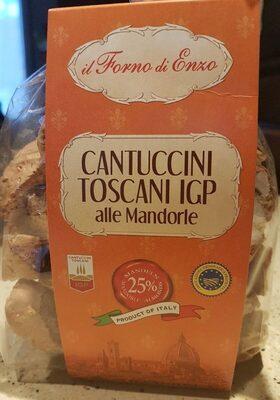 Cantuccini toscani igp - Product - fr