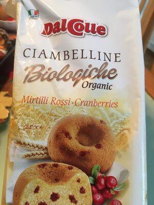 Ciambelline bio - Prodotto - it