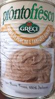 Crème de cèpes arômatisée à la truffe blanche - Product - fr