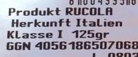Rucola - Inhaltsstoffe