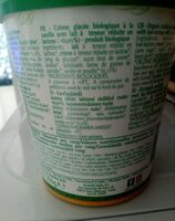 Gelato alla vaniglia Madagascar senza lattosio - Ingredientes - fr
