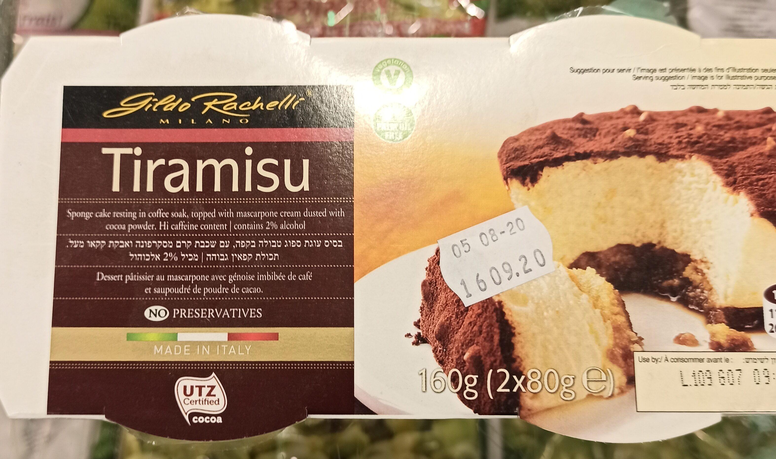 Tiramissu - Product - fr