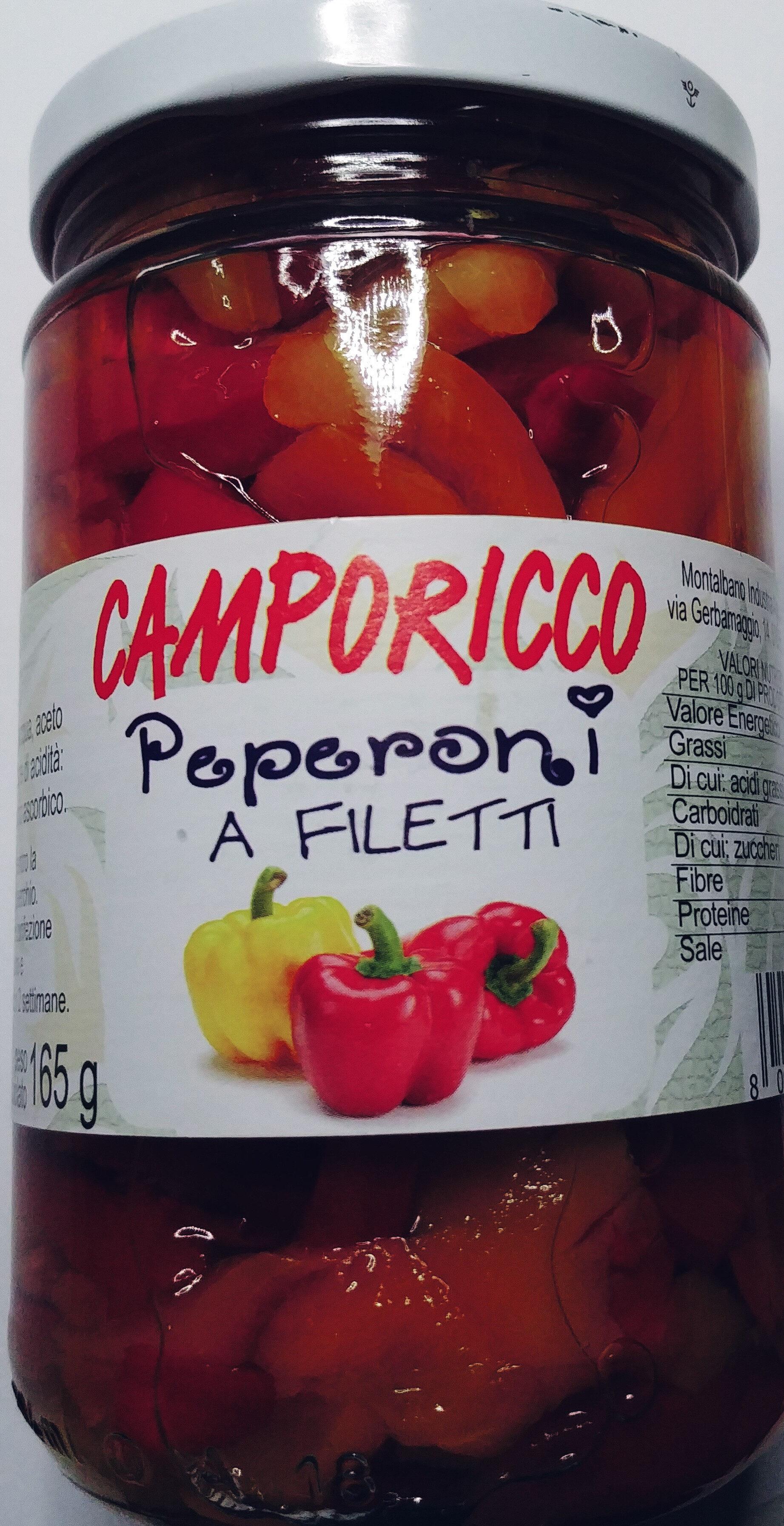 Peperoni a Filetti - Produit - it
