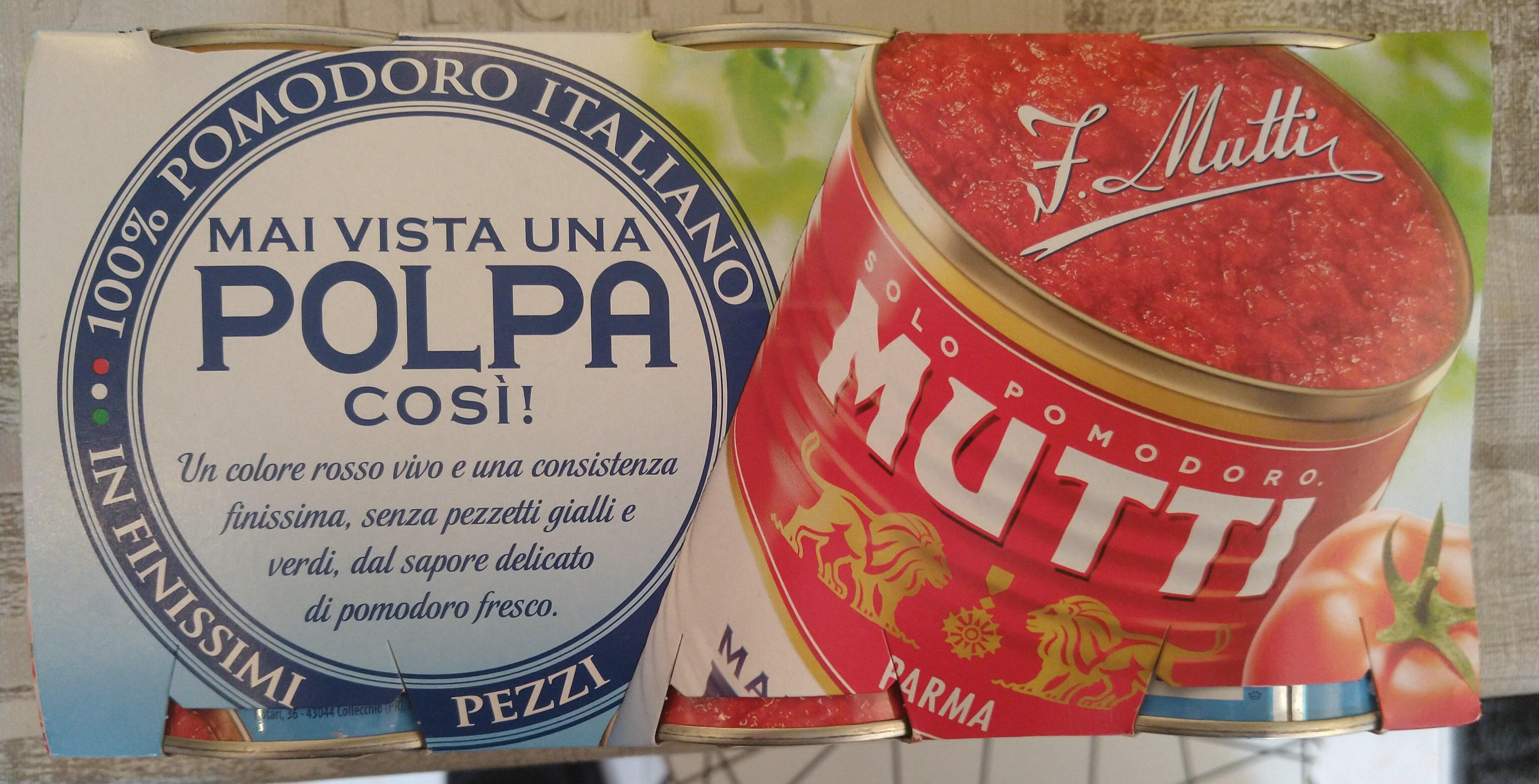 polpa di pomodoro - Prodotto - it