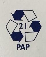 polpa di pomodoro - Istruzioni per il riciclaggio e/o informazioni sull'imballaggio - it