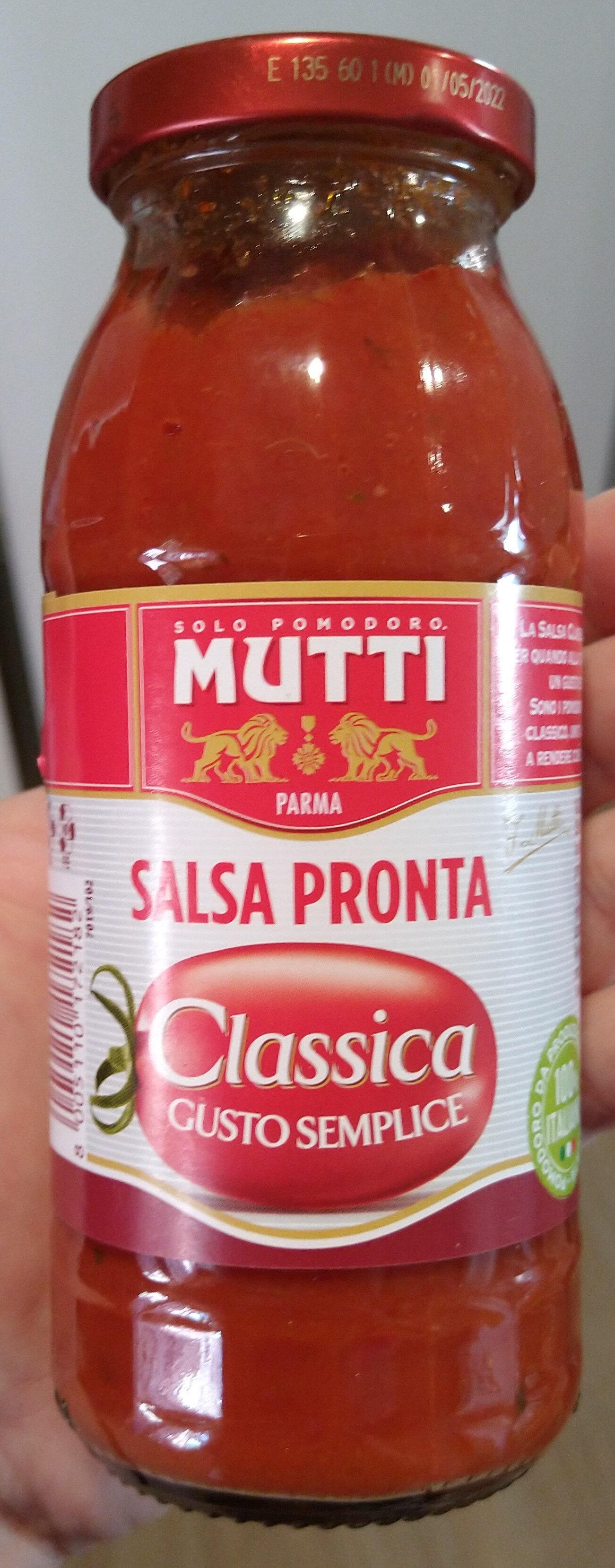 Salsa pronta classica - Produkt - it