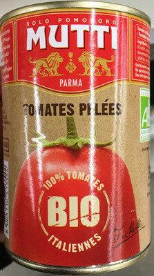 Tomates pelées bio - Produkt - fr