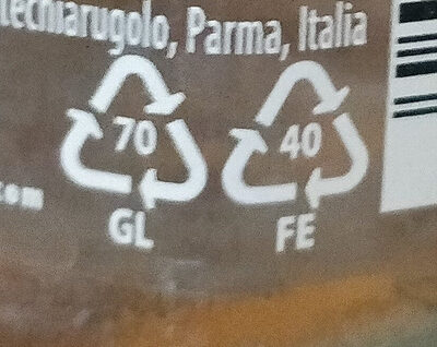 Sugo Semplice Con Basilico - Recycling instructions and/or packaging information - it