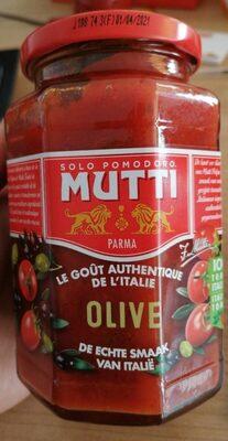 Sauce Olive - Product - en