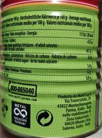 MuttIGPomodorini Cherrytomaten - Nutrition facts - en