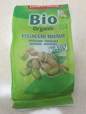 Pistaches Tostados without salt Bio - Produit