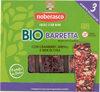 Bio barretta con cranberry, mirtilli e semi di chia - Product