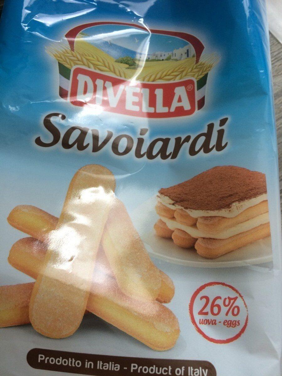 Savoiardi Ladyfingers - Product - fr