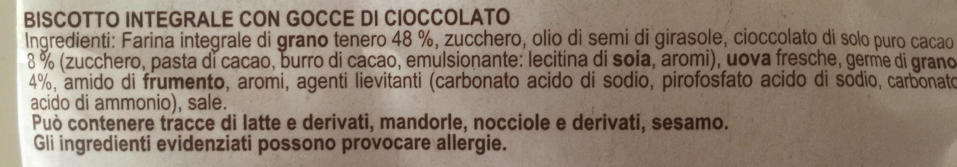 Ottimini - Ingredients - it