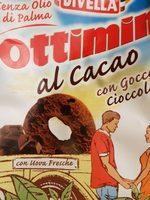 Ottimi al cacao - Nährwertangaben - it