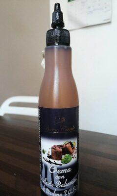 Crème balsamique de modene - Product - fr