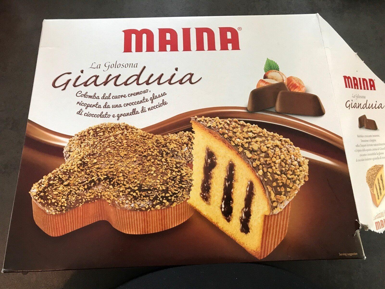 Panetone Gianduia - Product - fr