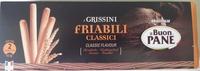 Grissini friabili classici - Produit