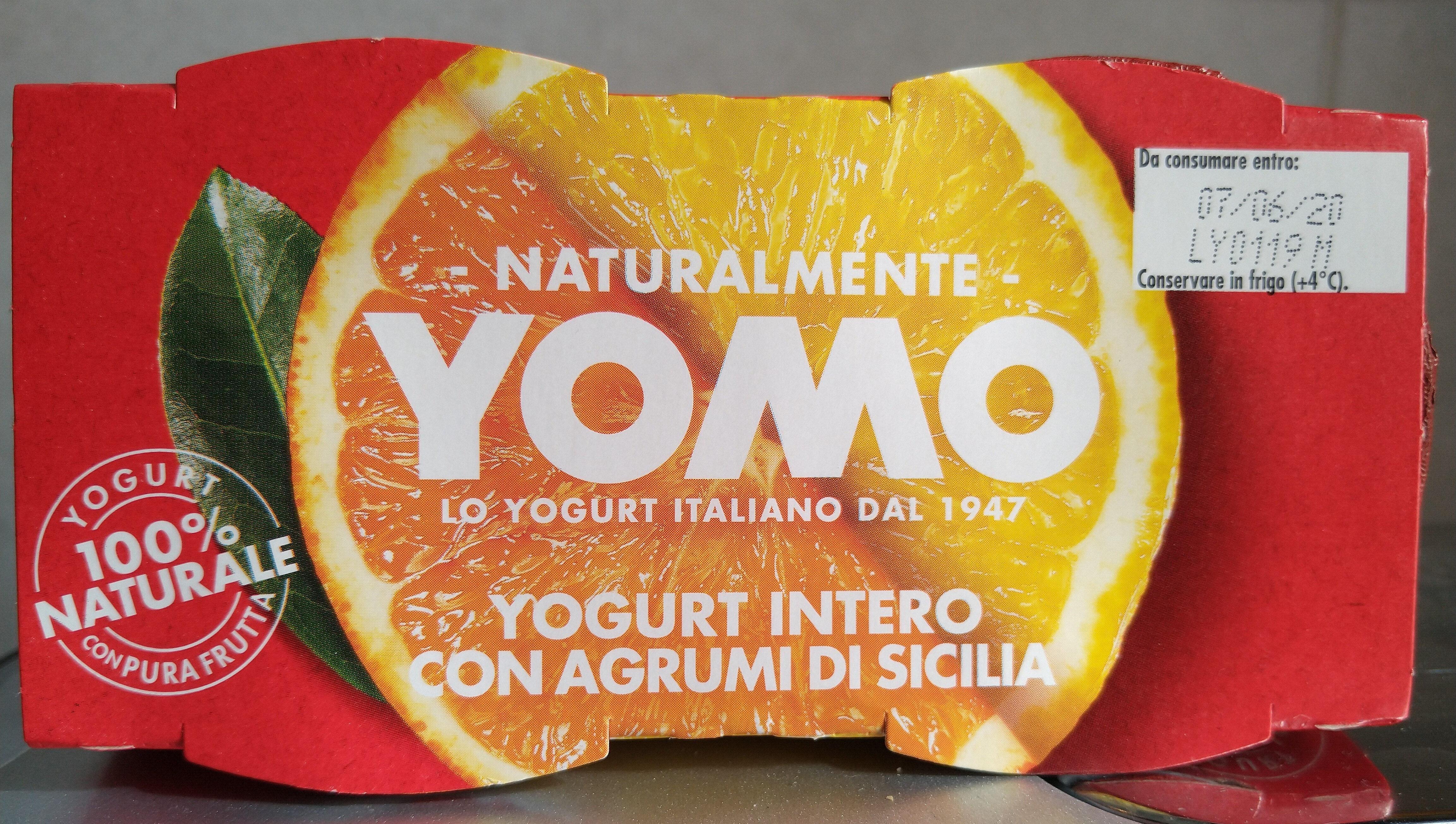 Yogurt e Agrumi di Sicilia - Prodotto - it