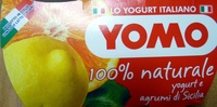 Yogurt e Agrumi di Sicilia - Product