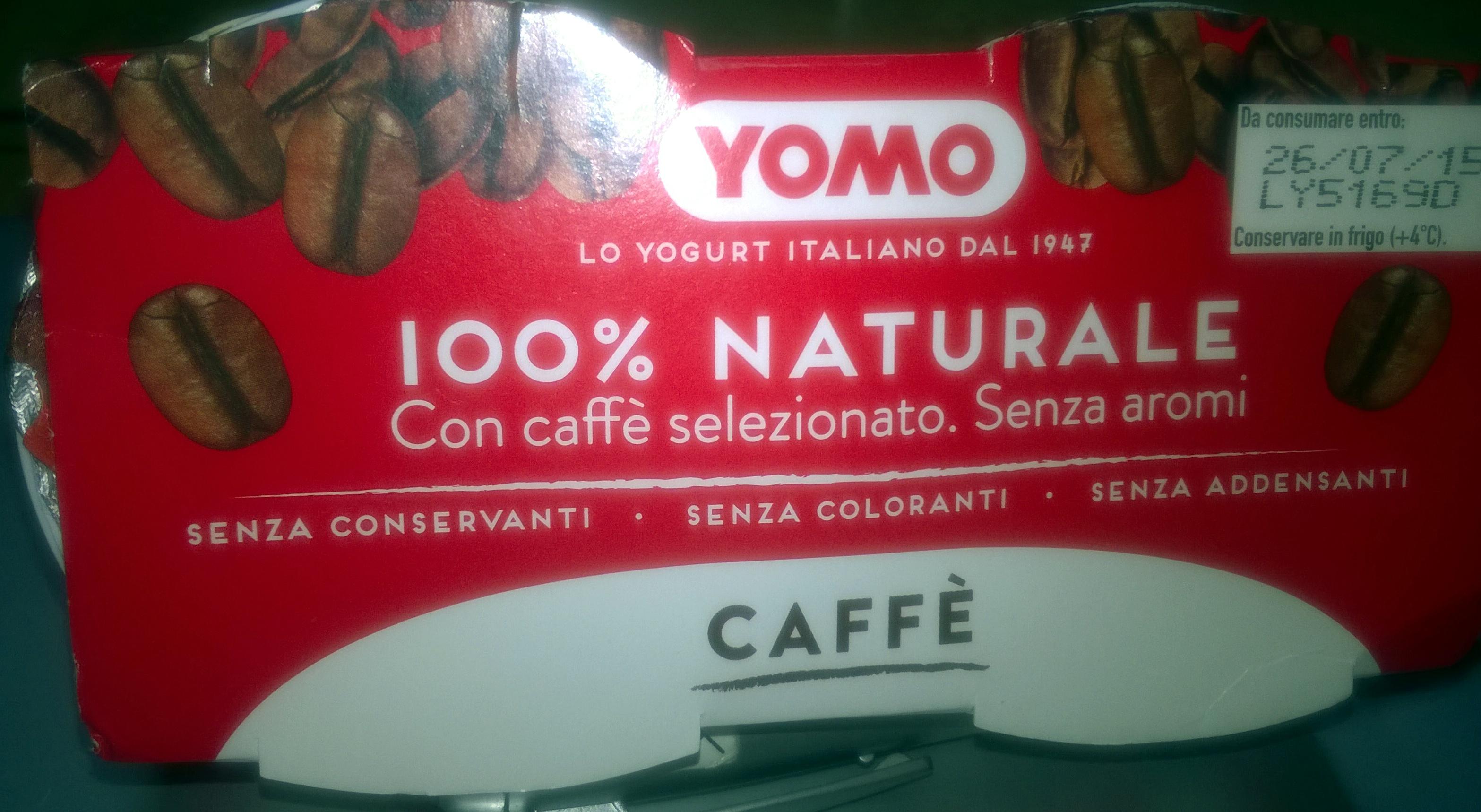 Yaourt au café - Product - it
